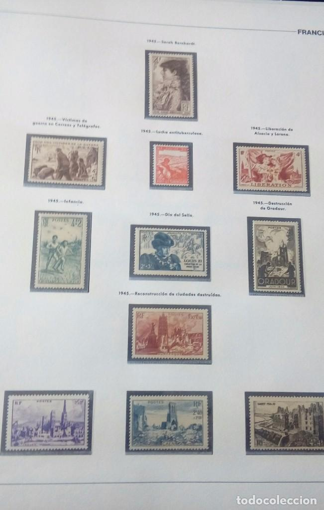 Sellos: Sellos de Francia desde1933 a 1970 - Foto 24 - 102091227