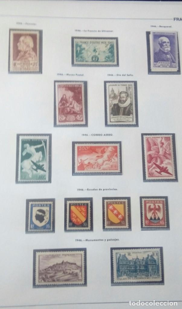Sellos: Sellos de Francia desde1933 a 1970 - Foto 26 - 102091227
