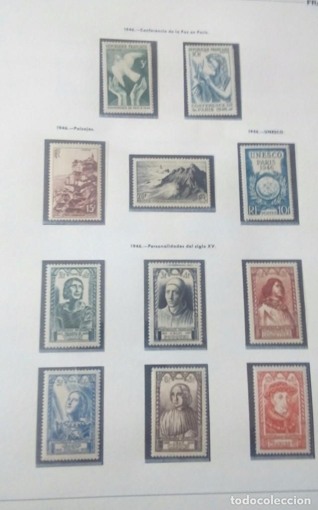 Sellos: Sellos de Francia desde1933 a 1970 - Foto 27 - 102091227