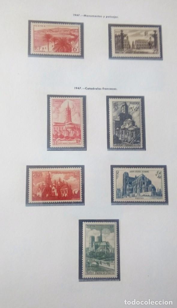 Sellos: Sellos de Francia desde1933 a 1970 - Foto 28 - 102091227