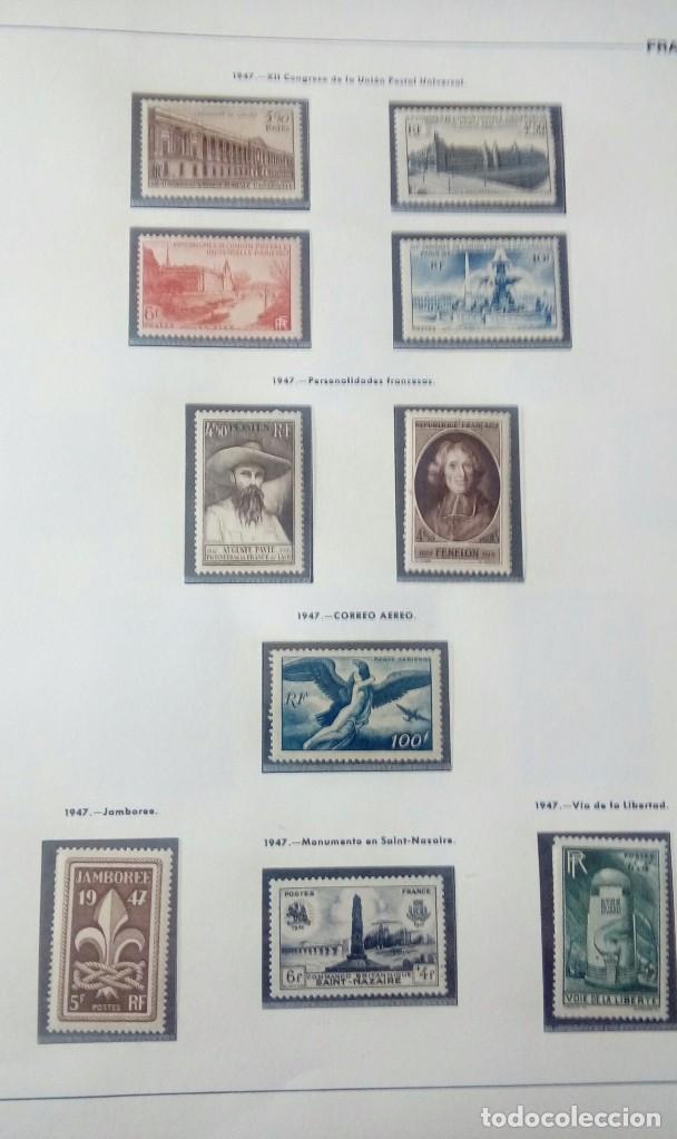 Sellos: Sellos de Francia desde1933 a 1970 - Foto 29 - 102091227