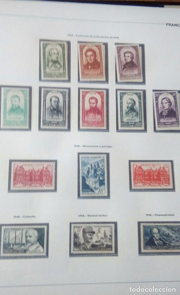 Sellos: Sellos de Francia desde1933 a 1970 - Foto 32 - 102091227