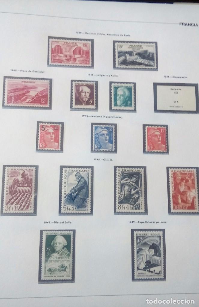 Sellos: Sellos de Francia desde1933 a 1970 - Foto 33 - 102091227
