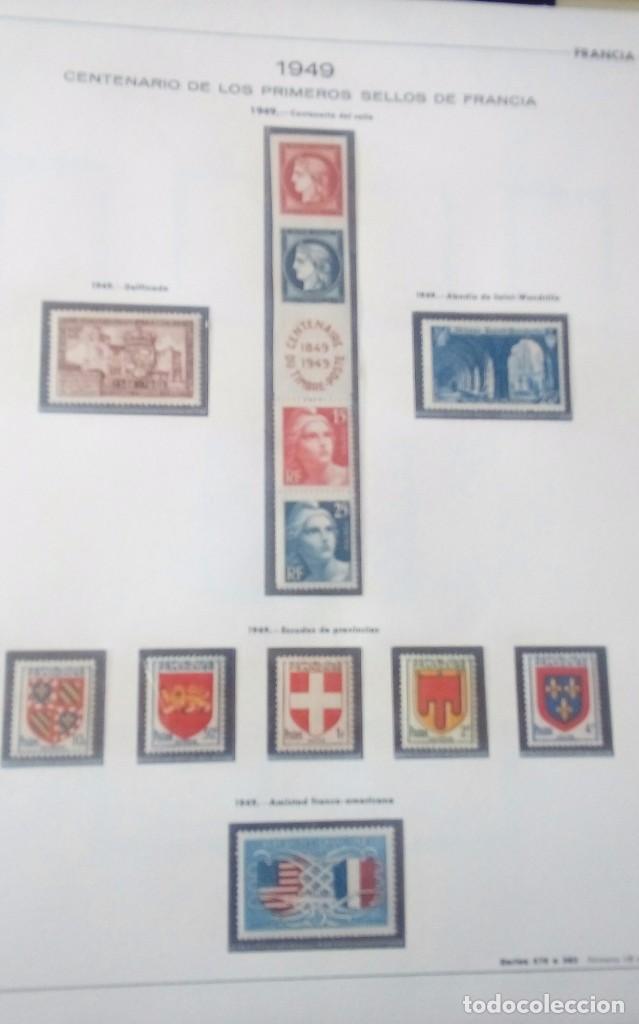 Sellos: Sellos de Francia desde1933 a 1970 - Foto 34 - 102091227