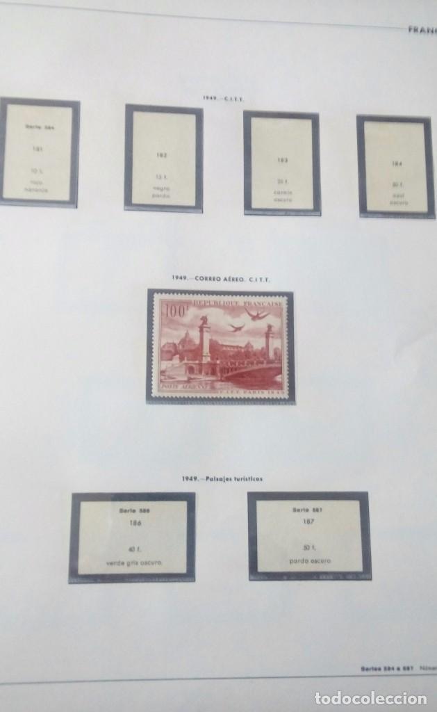 Sellos: Sellos de Francia desde1933 a 1970 - Foto 35 - 102091227