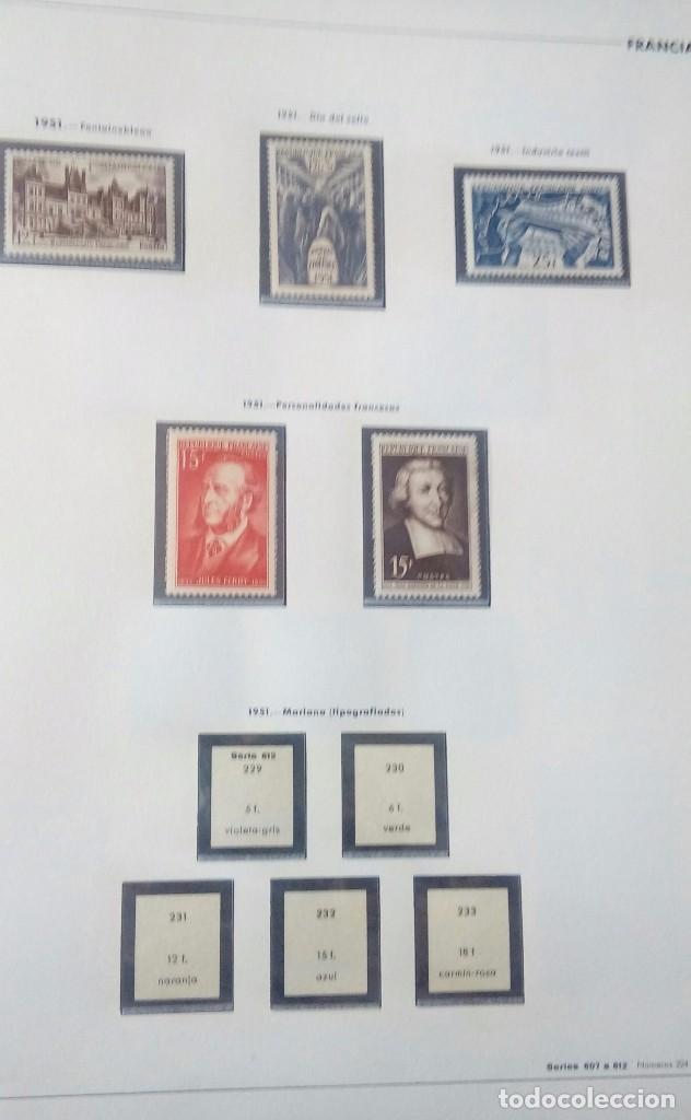 Sellos: Sellos de Francia desde1933 a 1970 - Foto 39 - 102091227