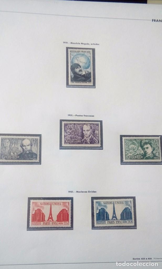Sellos: Sellos de Francia desde1933 a 1970 - Foto 41 - 102091227