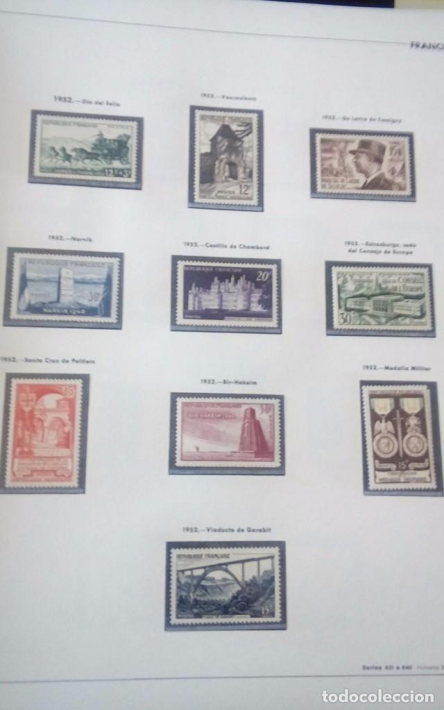Sellos: Sellos de Francia desde1933 a 1970 - Foto 43 - 102091227