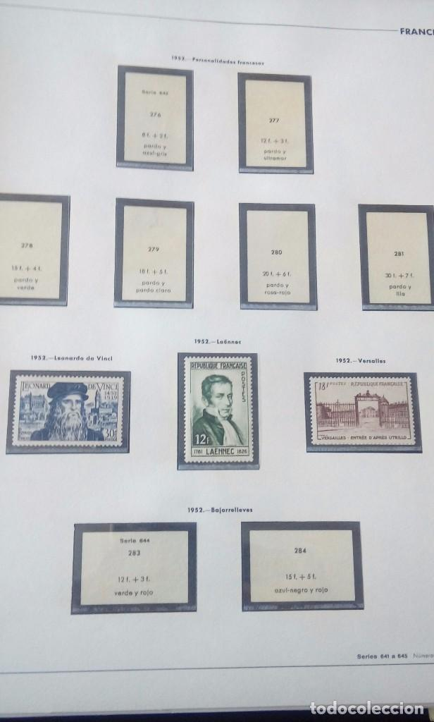 Sellos: Sellos de Francia desde1933 a 1970 - Foto 44 - 102091227