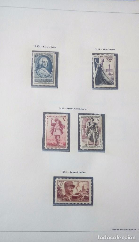 Sellos: Sellos de Francia desde1933 a 1970 - Foto 45 - 102091227