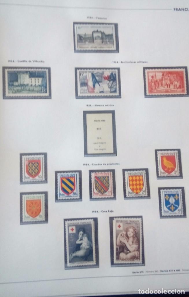 Sellos: Sellos de Francia desde1933 a 1970 - Foto 50 - 102091227