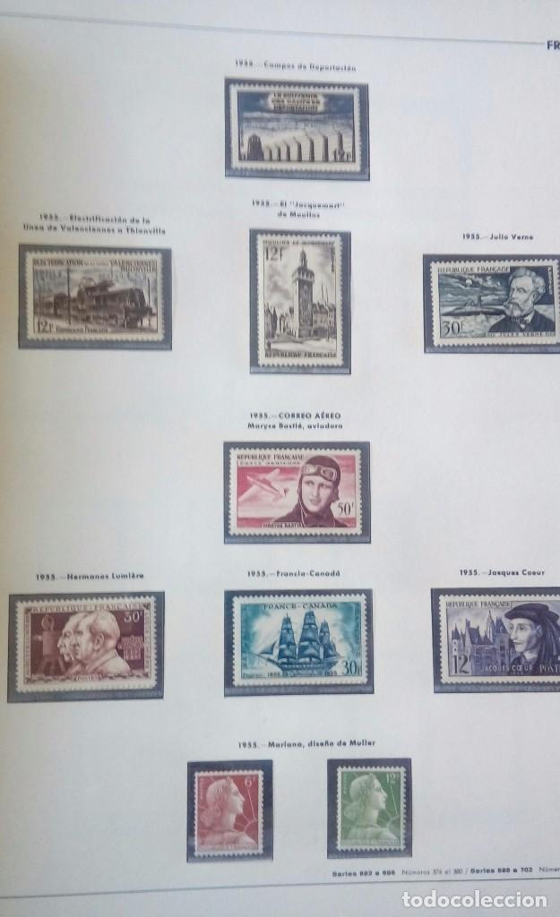 Sellos: Sellos de Francia desde1933 a 1970 - Foto 52 - 102091227