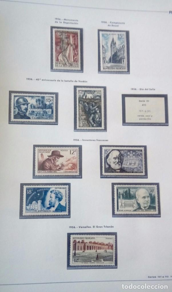 Sellos: Sellos de Francia desde1933 a 1970 - Foto 54 - 102091227