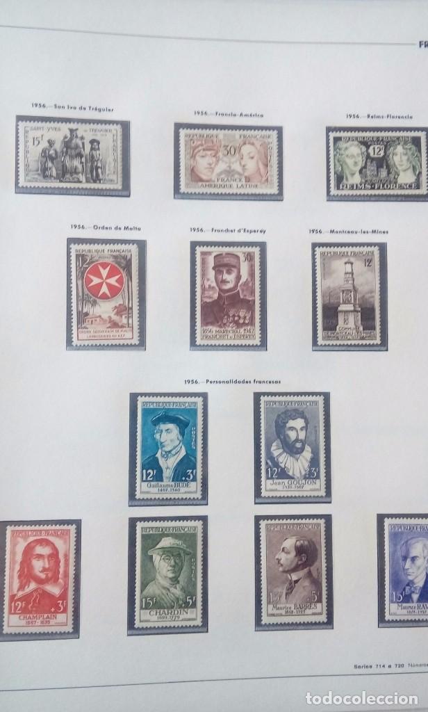 Sellos: Sellos de Francia desde1933 a 1970 - Foto 55 - 102091227