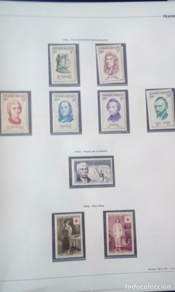 Sellos: Sellos de Francia desde1933 a 1970 - Foto 57 - 102091227