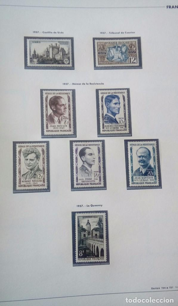 Sellos: Sellos de Francia desde1933 a 1970 - Foto 59 - 102091227