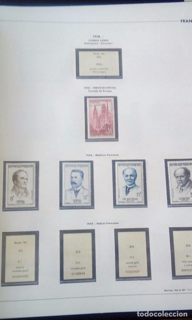 Sellos: Sellos de Francia desde1933 a 1970 - Foto 63 - 102091227
