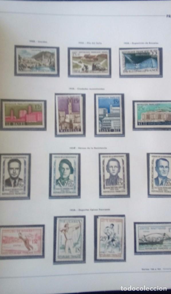 Sellos: Sellos de Francia desde1933 a 1970 - Foto 64 - 102091227