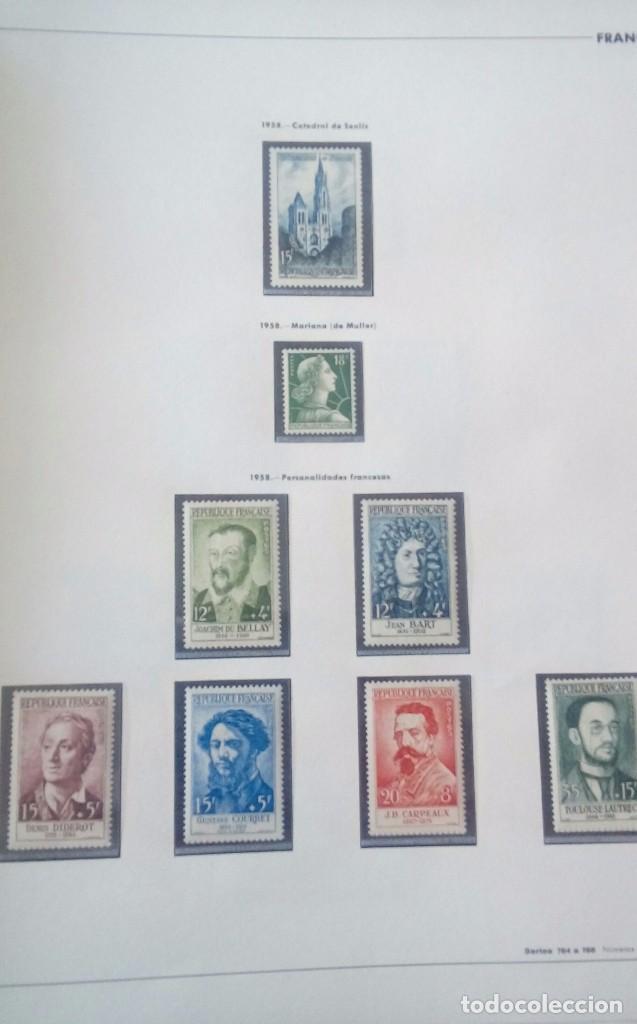 Sellos: Sellos de Francia desde1933 a 1970 - Foto 65 - 102091227