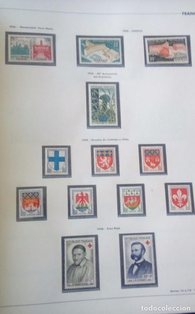 Sellos: Sellos de Francia desde1933 a 1970 - Foto 67 - 102091227