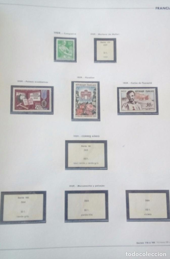 Sellos: Sellos de Francia desde1933 a 1970 - Foto 68 - 102091227