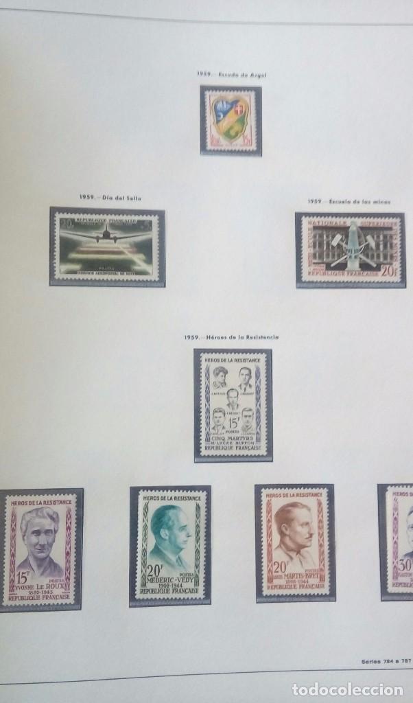Sellos: Sellos de Francia desde1933 a 1970 - Foto 69 - 102091227