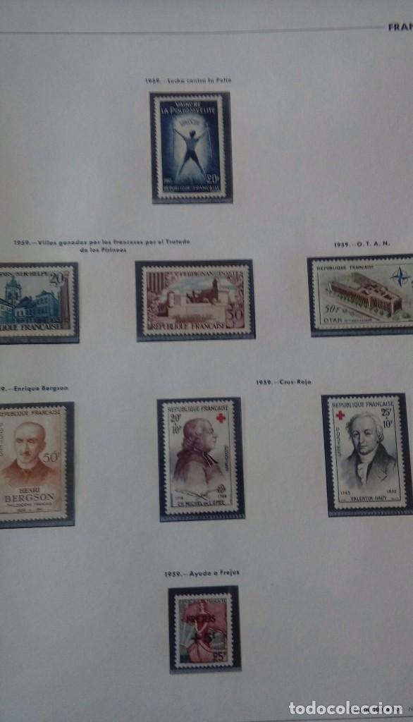 Sellos: Sellos de Francia desde1933 a 1970 - Foto 72 - 102091227