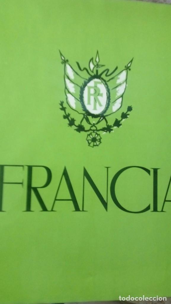 Sellos: Sellos de Francia desde1933 a 1970 - Foto 73 - 102091227