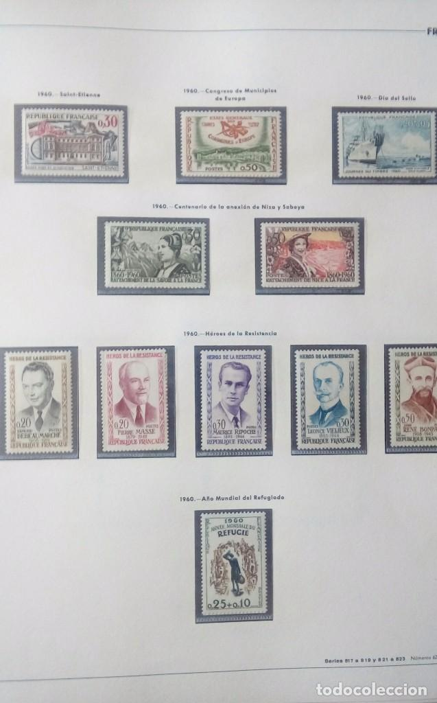 Sellos: Sellos de Francia desde1933 a 1970 - Foto 75 - 102091227