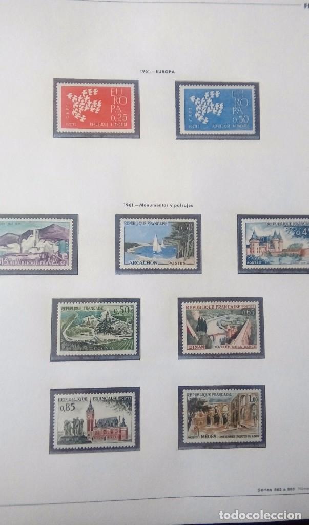 Sellos: Sellos de Francia desde1933 a 1970 - Foto 81 - 102091227