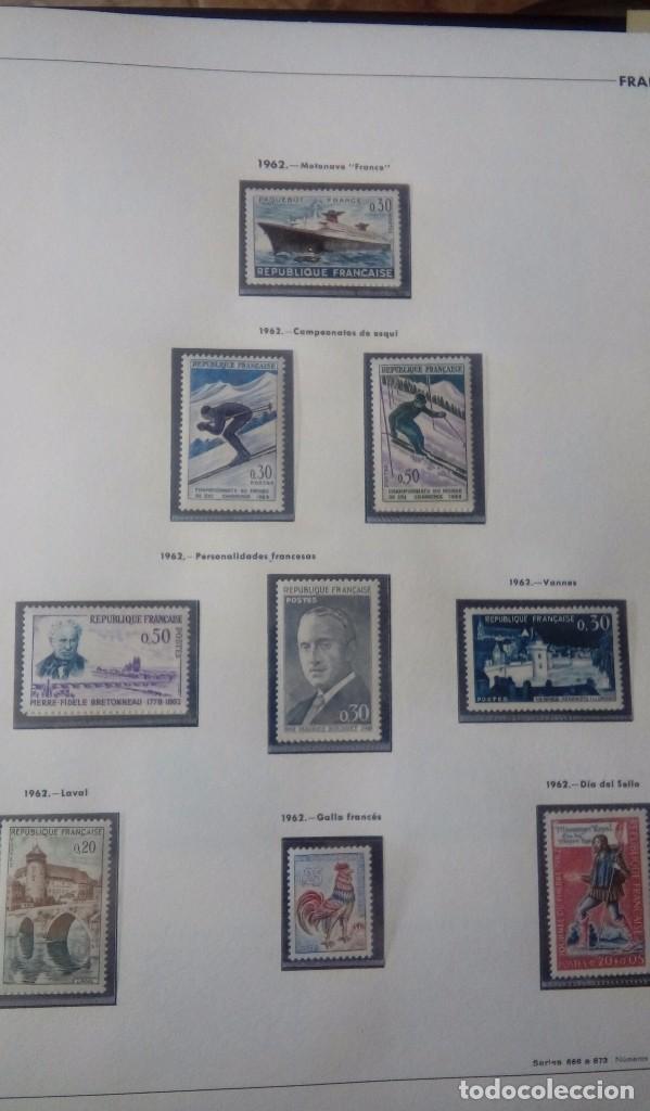 Sellos: Sellos de Francia desde1933 a 1970 - Foto 83 - 102091227