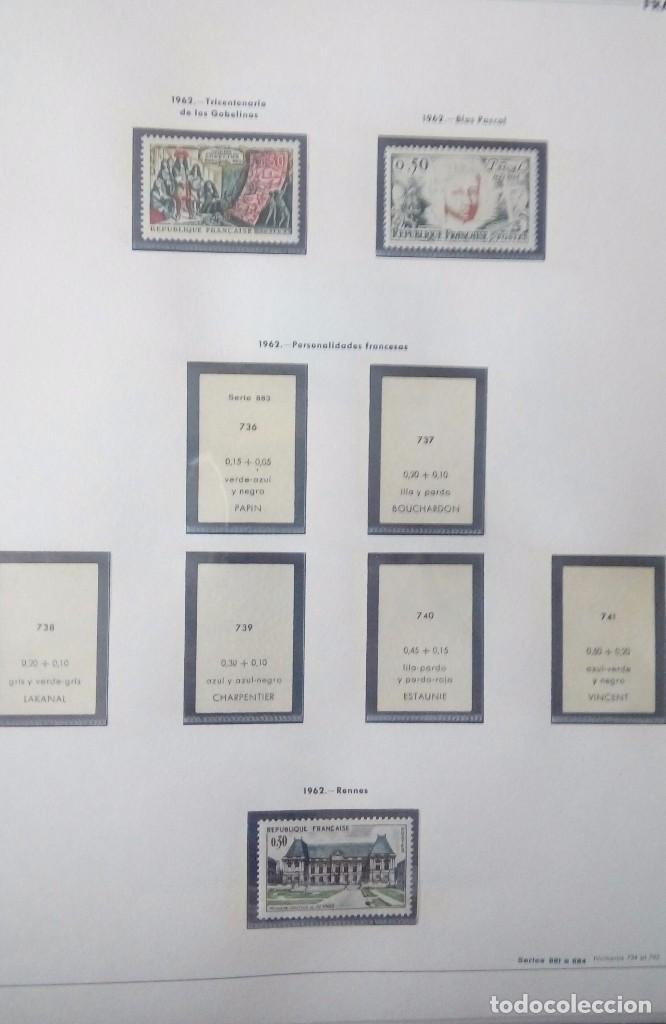 Sellos: Sellos de Francia desde1933 a 1970 - Foto 85 - 102091227