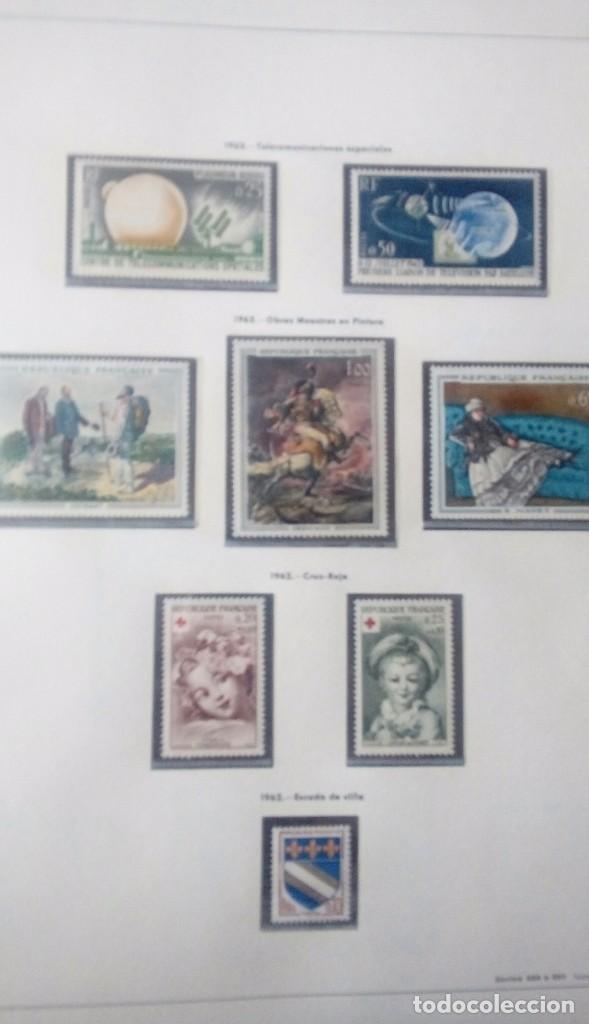 Sellos: Sellos de Francia desde1933 a 1970 - Foto 87 - 102091227