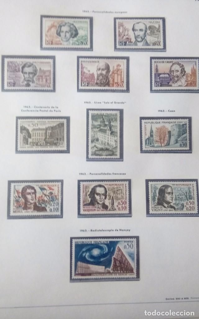 Sellos: Sellos de Francia desde1933 a 1970 - Foto 89 - 102091227
