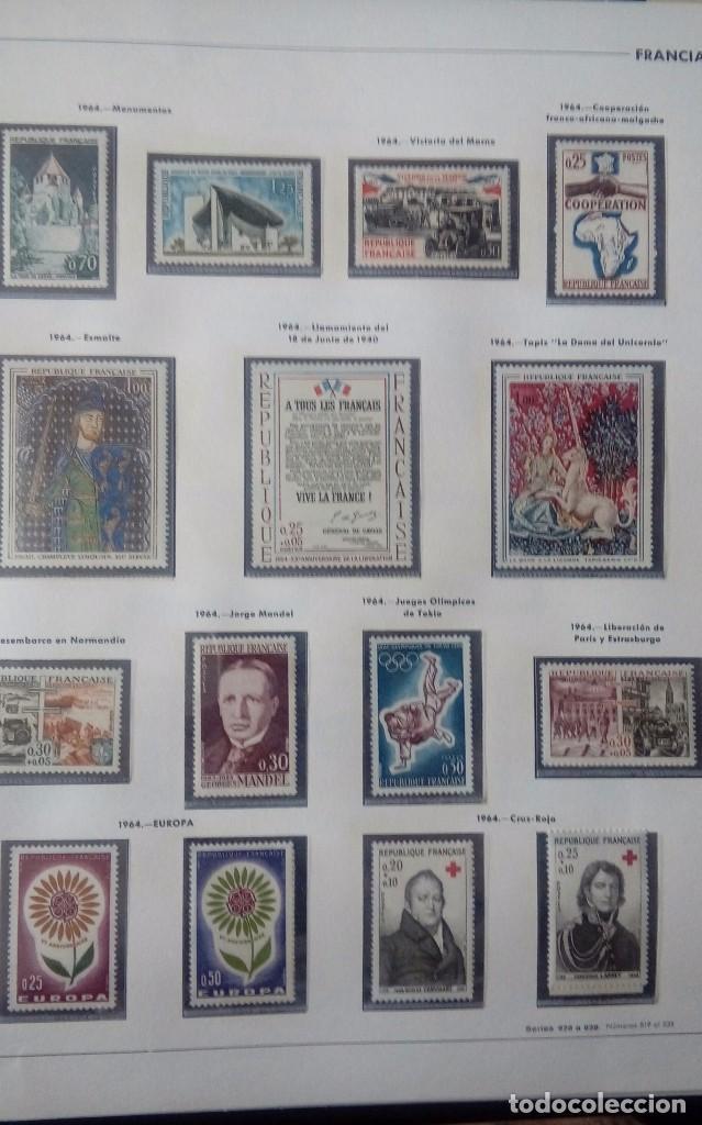 Sellos: Sellos de Francia desde1933 a 1970 - Foto 94 - 102091227