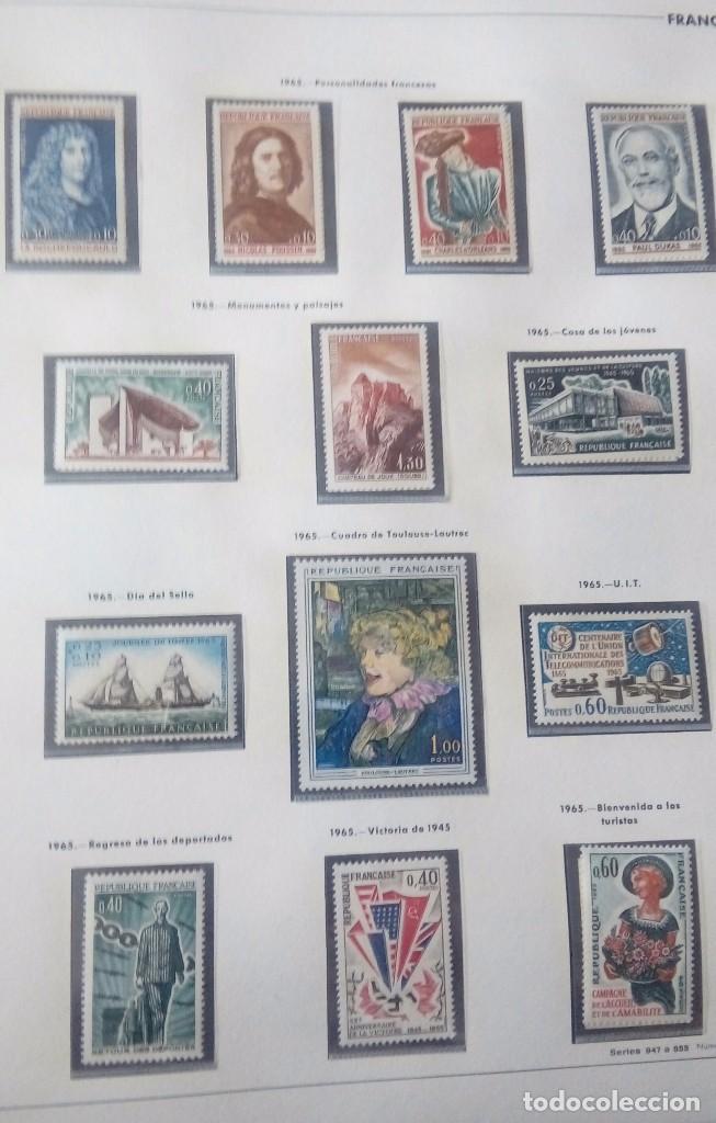 Sellos: Sellos de Francia desde1933 a 1970 - Foto 96 - 102091227