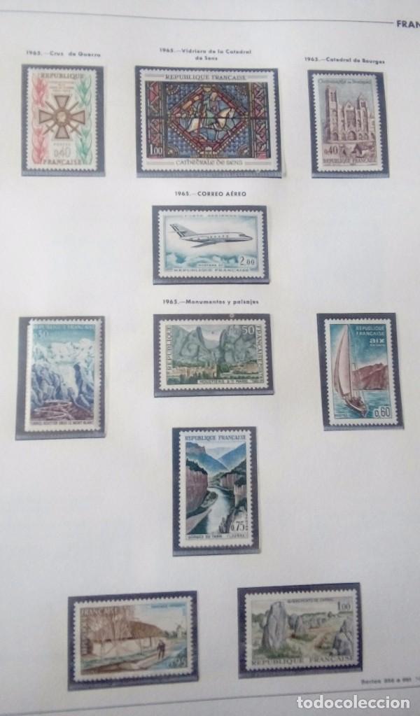 Sellos: Sellos de Francia desde1933 a 1970 - Foto 97 - 102091227
