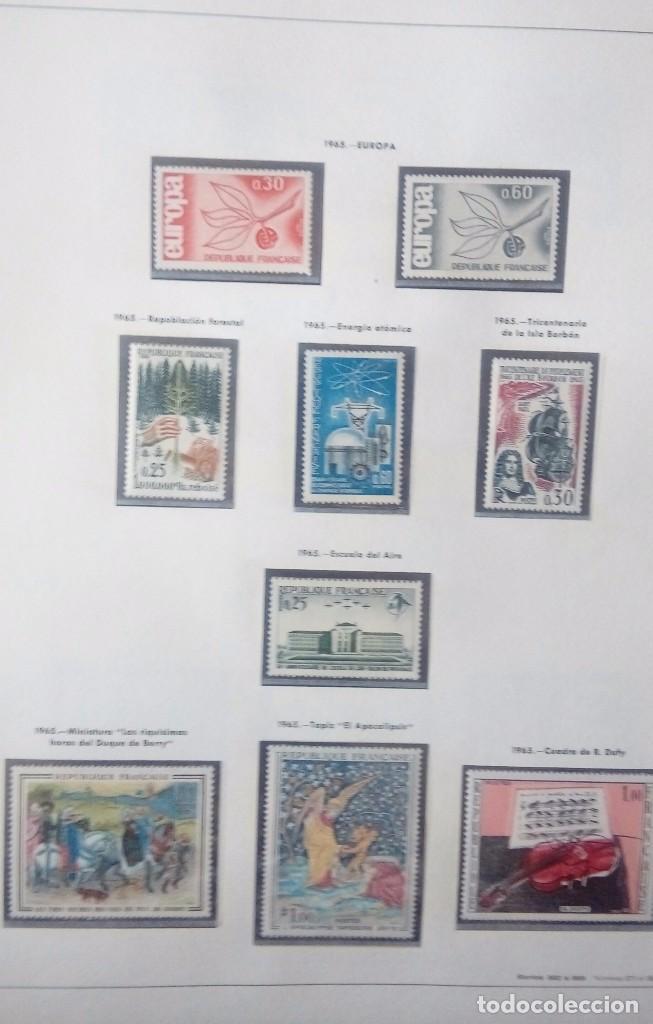 Sellos: Sellos de Francia desde1933 a 1970 - Foto 98 - 102091227