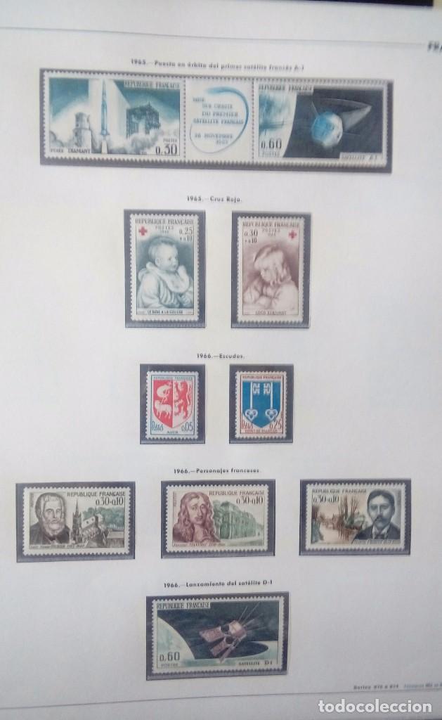 Sellos: Sellos de Francia desde1933 a 1970 - Foto 99 - 102091227
