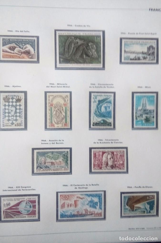 Sellos: Sellos de Francia desde1933 a 1970 - Foto 100 - 102091227