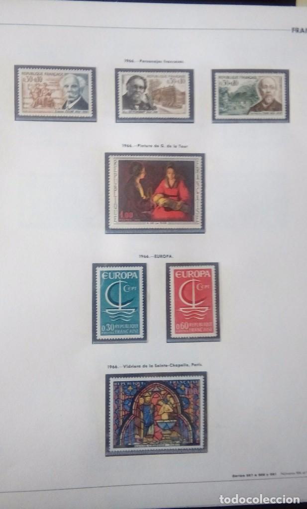 Sellos: Sellos de Francia desde1933 a 1970 - Foto 101 - 102091227