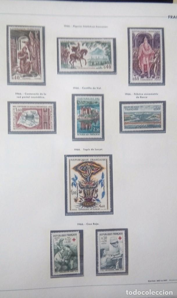 Sellos: Sellos de Francia desde1933 a 1970 - Foto 102 - 102091227
