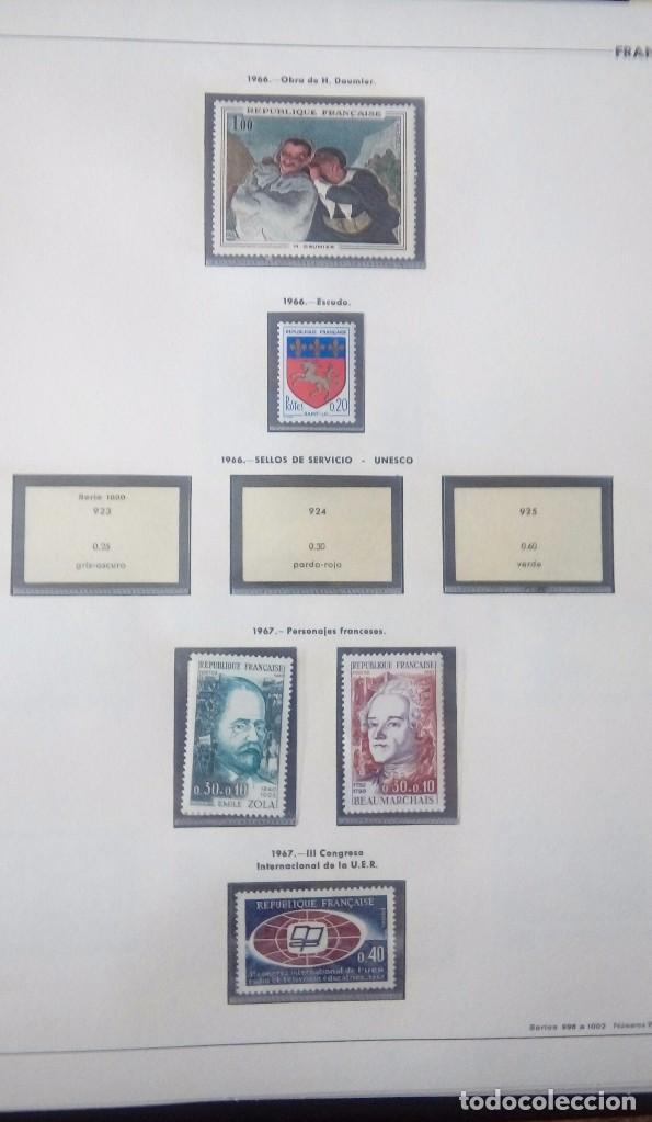Sellos: Sellos de Francia desde1933 a 1970 - Foto 103 - 102091227