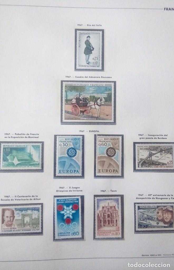 Sellos: Sellos de Francia desde1933 a 1970 - Foto 104 - 102091227
