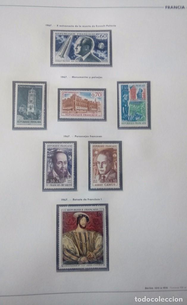 Sellos: Sellos de Francia desde1933 a 1970 - Foto 105 - 102091227