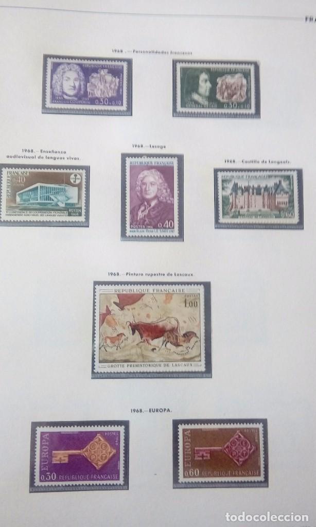 Sellos: Sellos de Francia desde1933 a 1970 - Foto 109 - 102091227