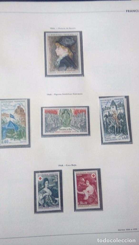 Sellos: Sellos de Francia desde1933 a 1970 - Foto 112 - 102091227