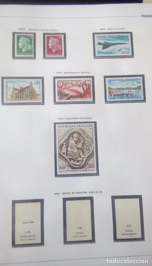 Sellos: Sellos de Francia desde1933 a 1970 - Foto 113 - 102091227