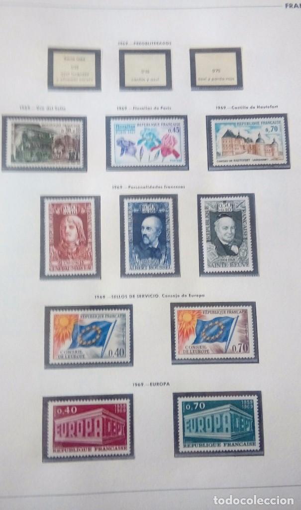 Sellos: Sellos de Francia desde1933 a 1970 - Foto 114 - 102091227