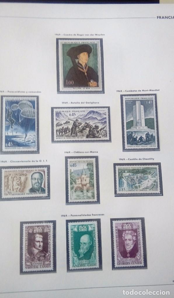 Sellos: Sellos de Francia desde1933 a 1970 - Foto 115 - 102091227